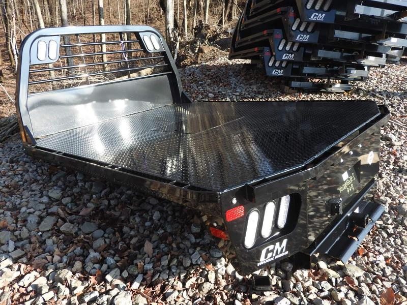 2020 CM RD 8'6/ 84/ 56/ 38 w/ Turn Over Ball Truck Bed