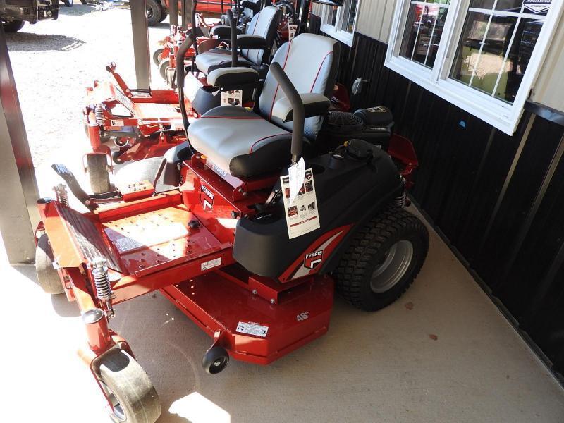 """2020 Ferris Mowers 400S 21.5HP Kawasaki 48"""" Deck"""