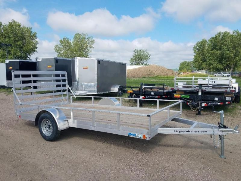 2020 Alcom-Stealth U80X14RW 2.0 ATV Trailer