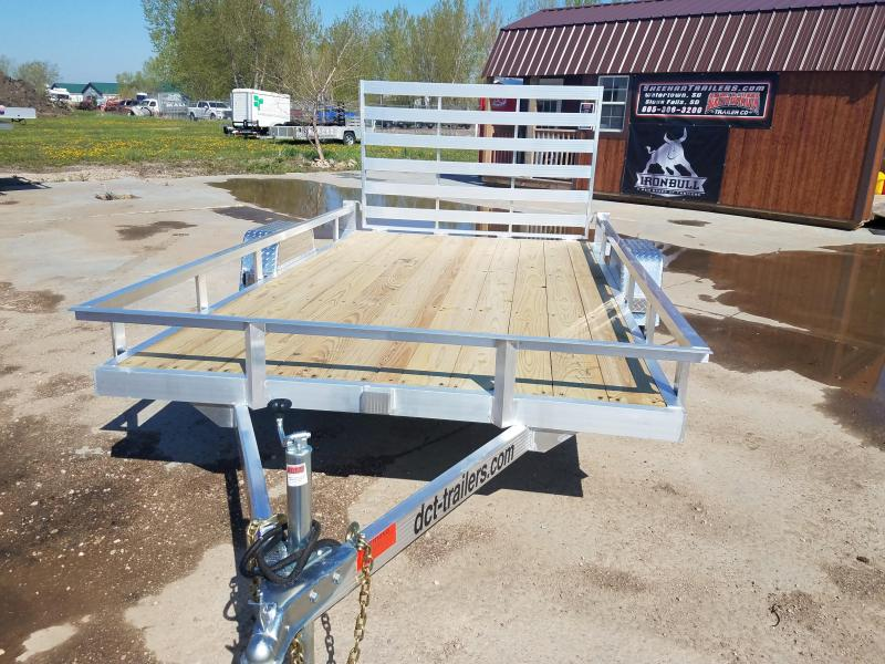 2020 DCT AS8312R Utility Trailer