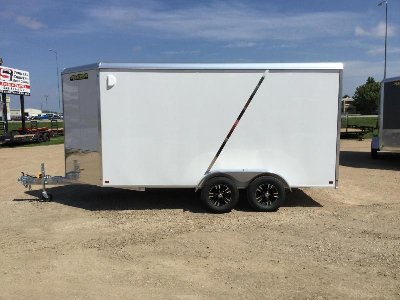 2020 Aluma 7x14TA Enclosed Cargo Trailer