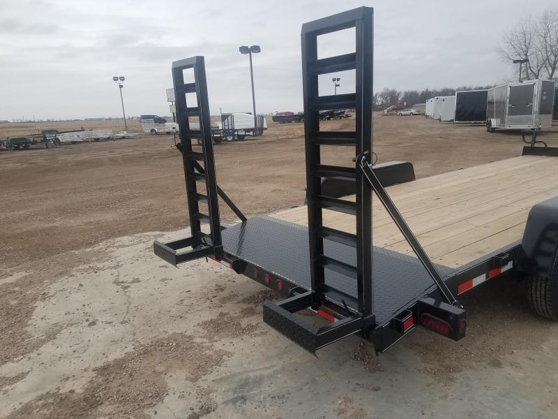 2020 DCT 20HD-14BT Equipment Trailer