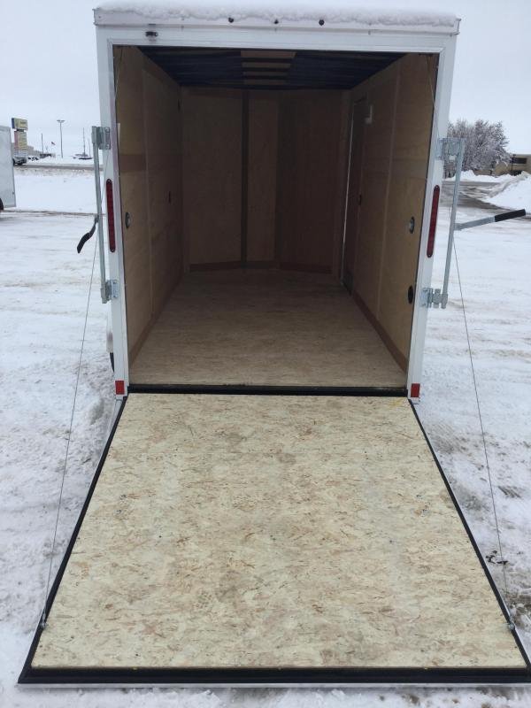 2020 Haulmark 6x12 Enclosed Cargo Trailer