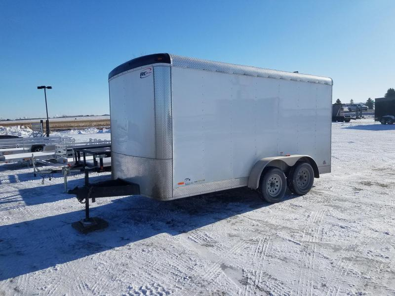 2019 Royal Cargo Trailers 7x14 Enclosed Cargo Trailer