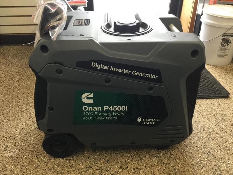 2020 Onan P4500i Generator