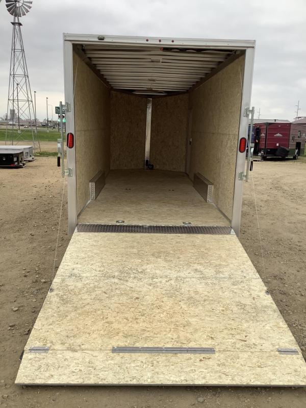 2020 Alcom-Stealth 7.5x20 Enclosed Cargo Trailer