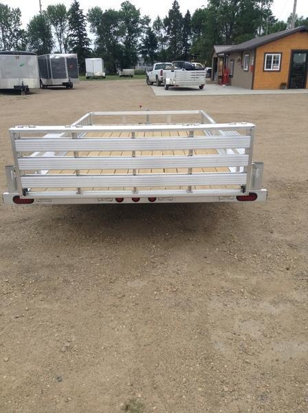 2020 DCT Aluminum ATV Trailer AS8314RR