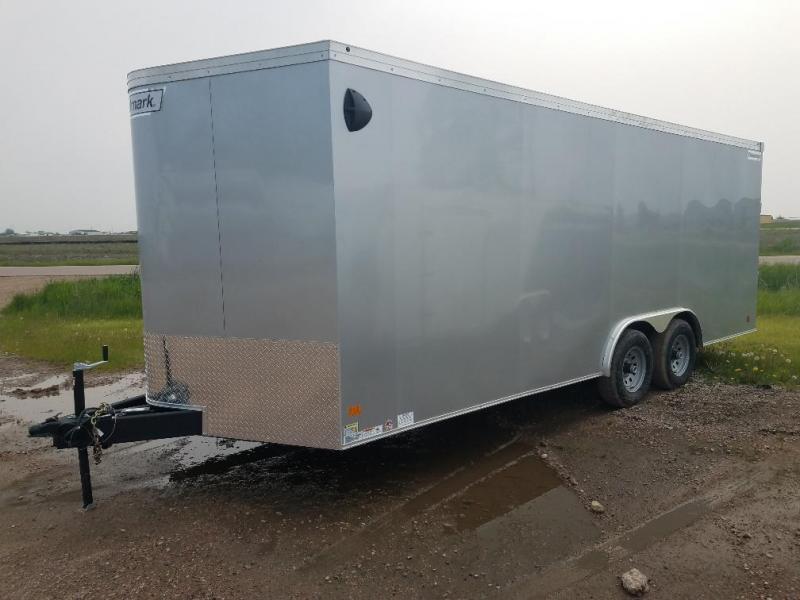 2019 Haulmark 8.5x20 TSV Enclosed Cargo Trailer