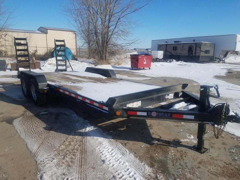 "2020 Norstar 83""x20' Equipment Trailer"