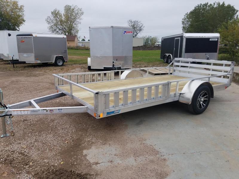 2020 Alcom-Stealth U 80X14 RW 2.0 ATV Trailer