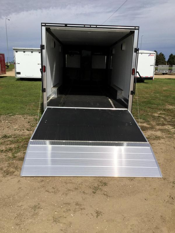 2020 Alcom-Stealth 8.5x20CH Enclosed Cargo Trailer