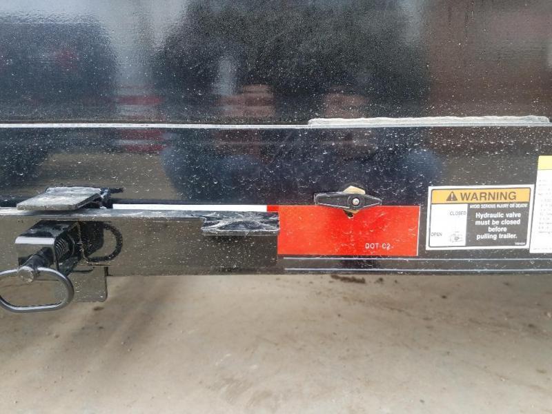 2019 Iron Bull 83 x 22 Tiltbed Equipment Trailer