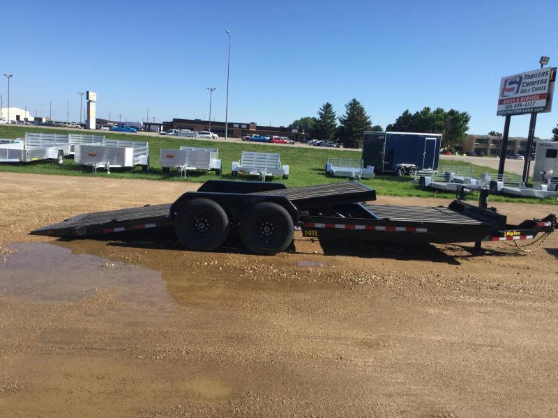 2020 Big Tex Trailers 22 Tilt Equipment Trailer