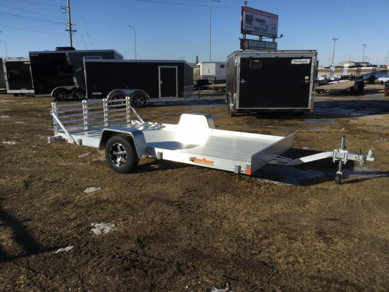 2019 Bear Track Products 76x12 Utility Trailer