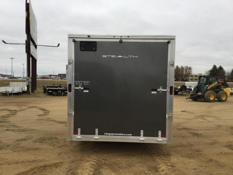 2019 Alcom-Stealth 7x14 Enclosed Cargo Trailer