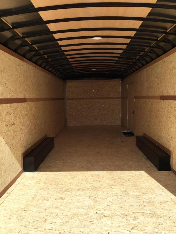 2020 Pace American 8.5x24 Enclosed Cargo Trailer