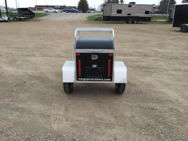 2019 Alcom-Stealth CMT 28x42 Other Trailer