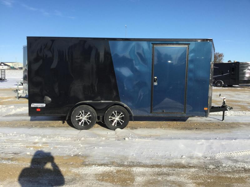 2020 Haulmark 7x16TSV Enclosed Cargo Trailer