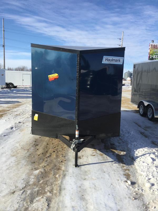 2020 Haulmark 7x16TSV Enclosed Cargo Trailer