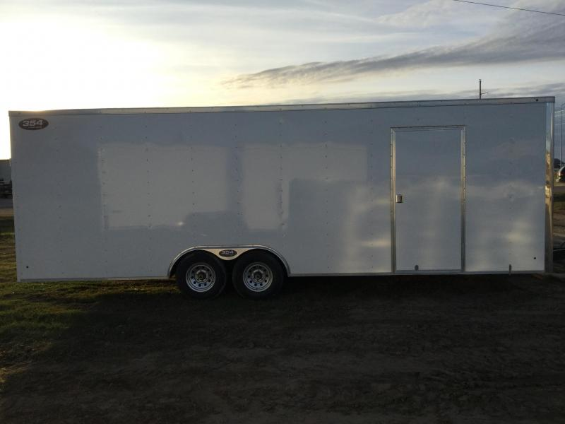 2020 Octane Trailers 8.5x24 Enclosed Cargo Trailer