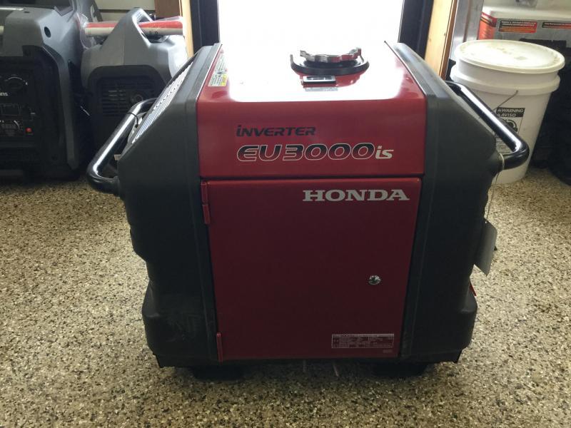 2020 Honda EU3000is Generator