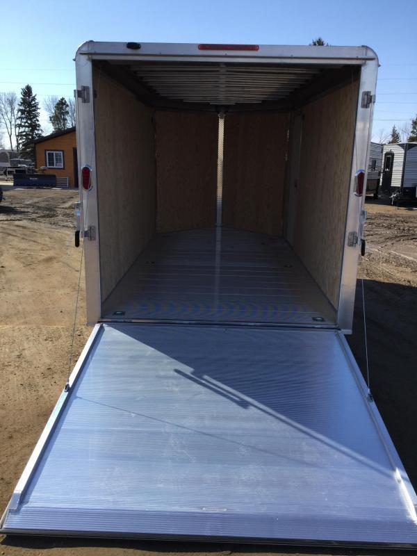 2020 Aluma 7x14 Enclosed Cargo Trailer