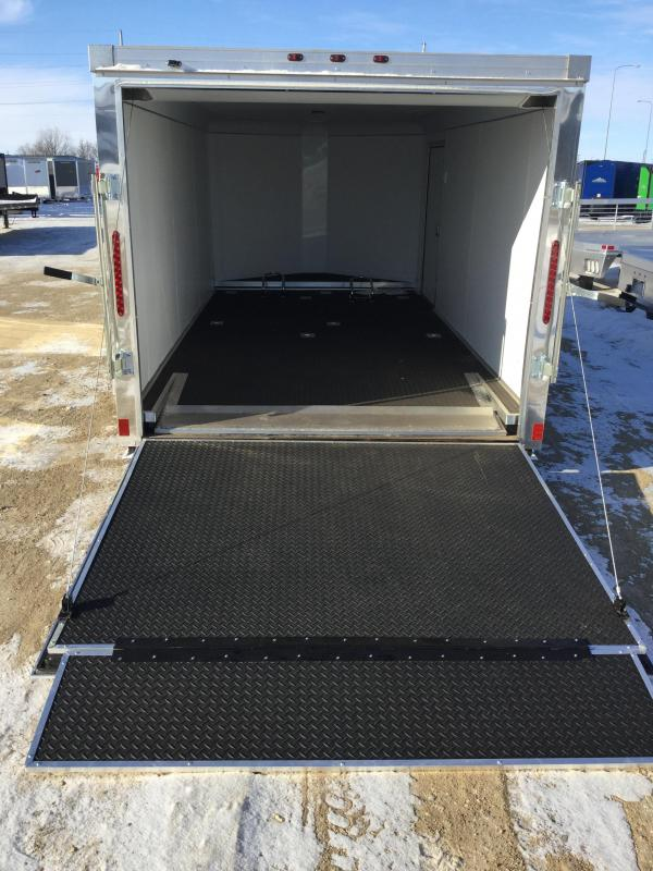 2019 Haulmark 7x14 Low Hauler Motorcycle Trailer
