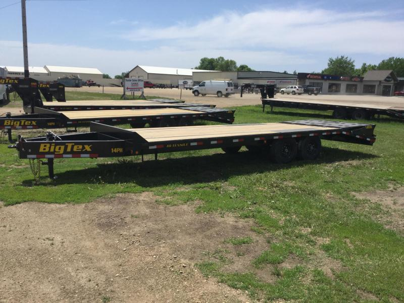 2019 Big Tex Trailers 14PH Equipment Trailer