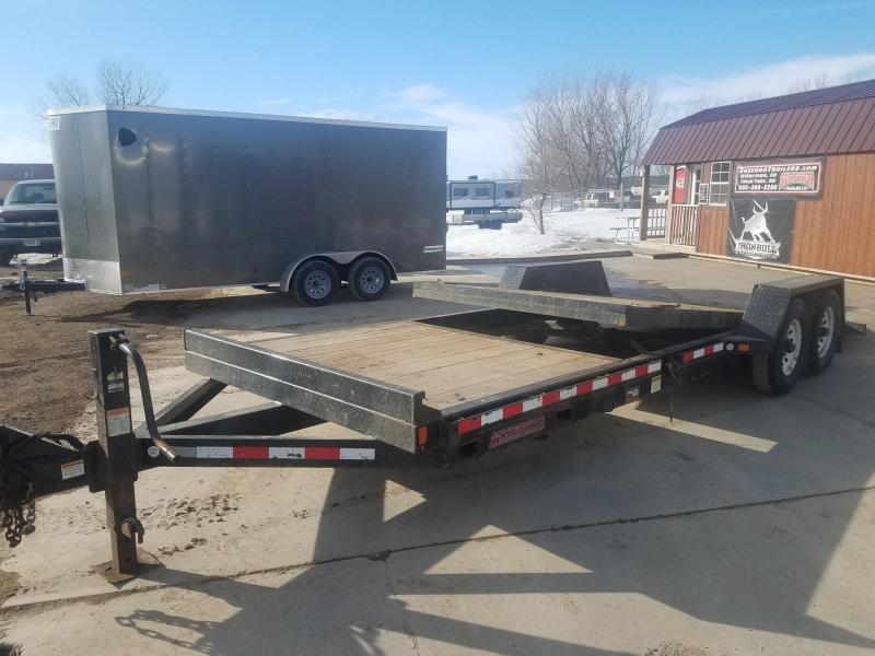 2016 Midsota 7x22 Equipment Trailer