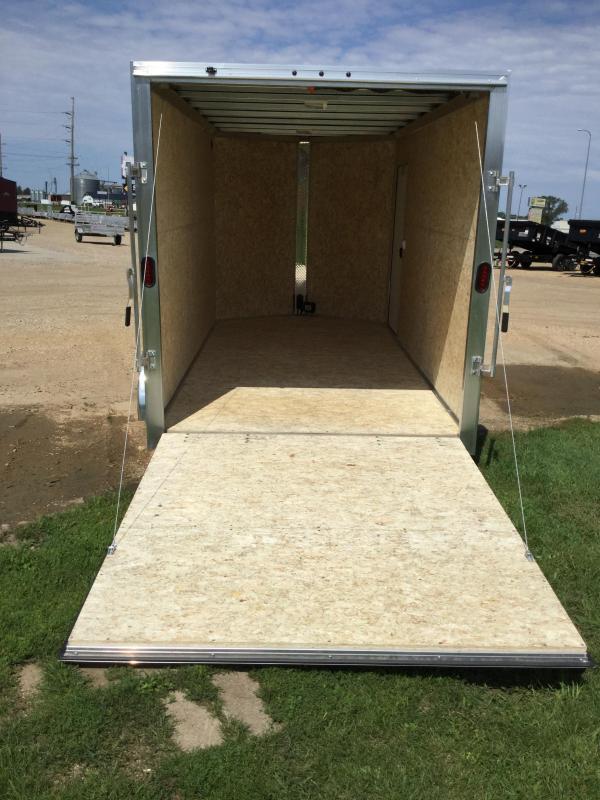 2019 Alcom-Stealth 7x14 Enclosed Cargo Trailer