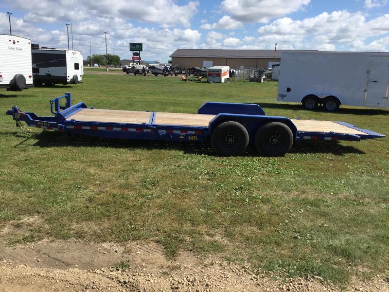 2020 Big Tex Trailers 14TL 22' Tiltbed Equipment Trailer