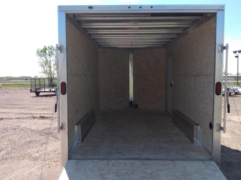 2020 Alcom-Stealth 7.5 x 14 Enclosed Cargo Trailer