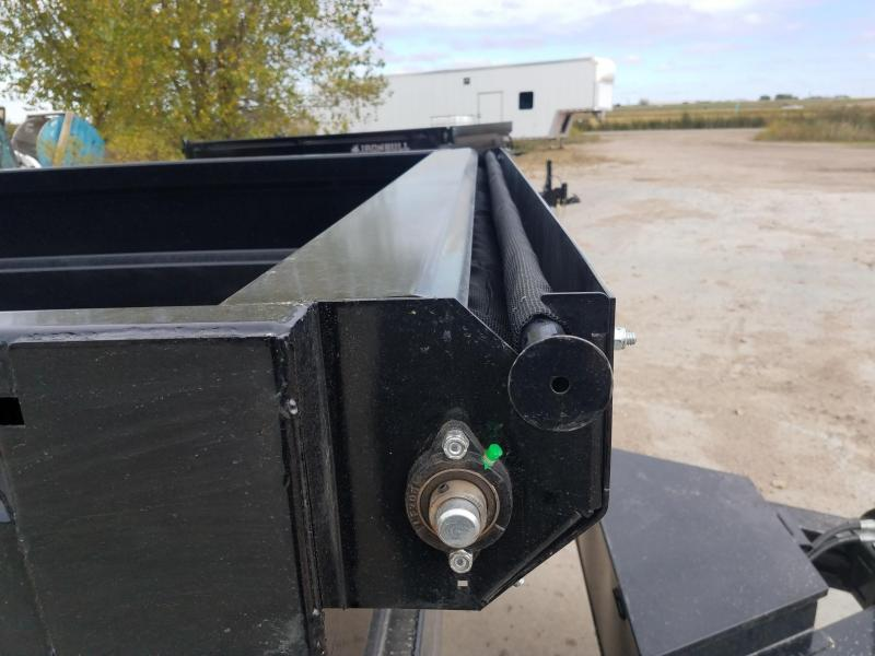 2020 Iron Bull 83 X 16 Dump Trailer