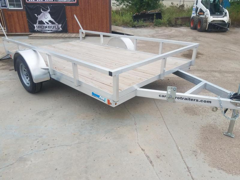 2020 Alcom-Stealth U 80x12 RW 2.0 ATV Trailer