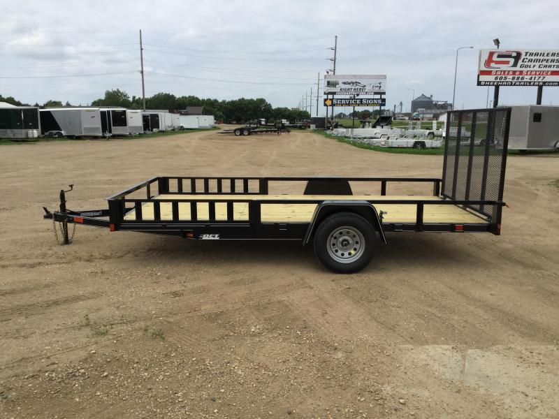 2020 DCT 8314RR Utility Trailer