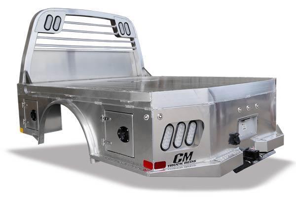 2019 CM Aluminum SK Truck Bed