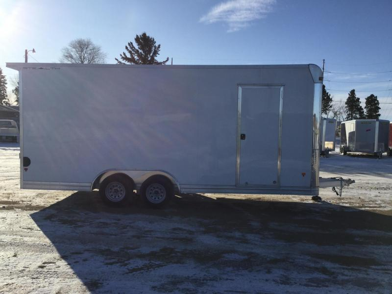 2020 Alcom-Stealth 8x20 SnoBear Trailer Enclosed Cargo Trailer