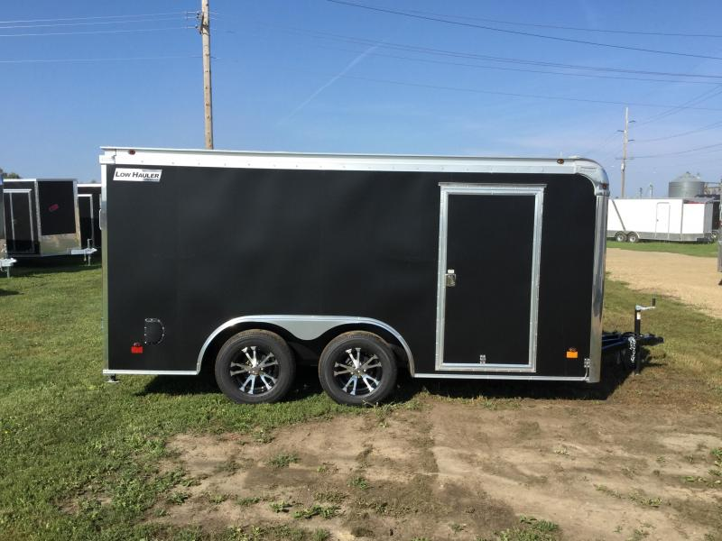 2018 Haulmark 8.5x14 Motorcycle Trailer