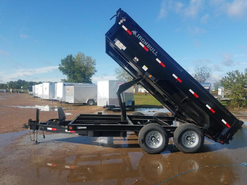 2020 Iron Bull 83 x 14 Dump Trailer Dump Trailer