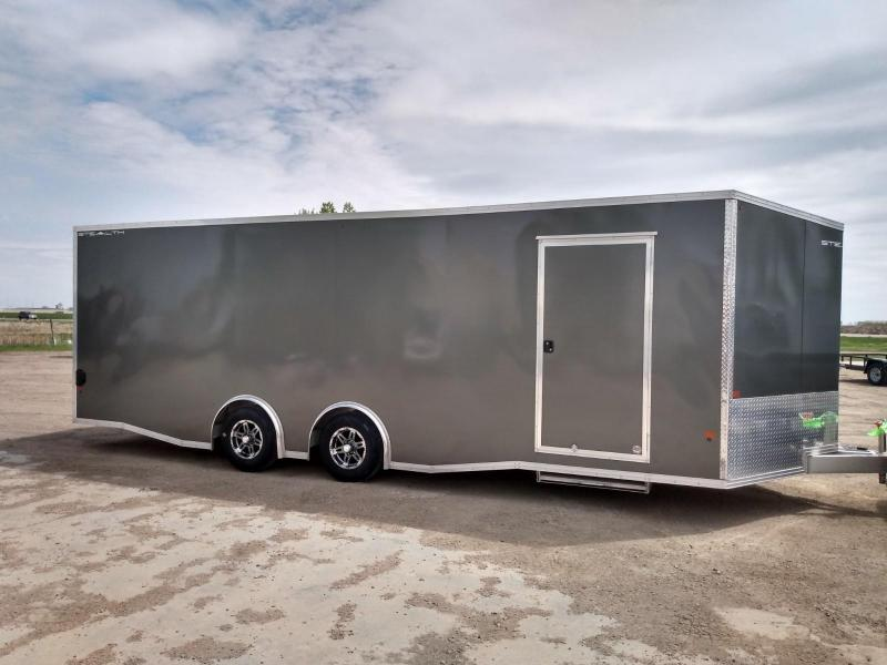 2019 Alcom-Stealth 8.5 x 24 Car / Racing Trailer