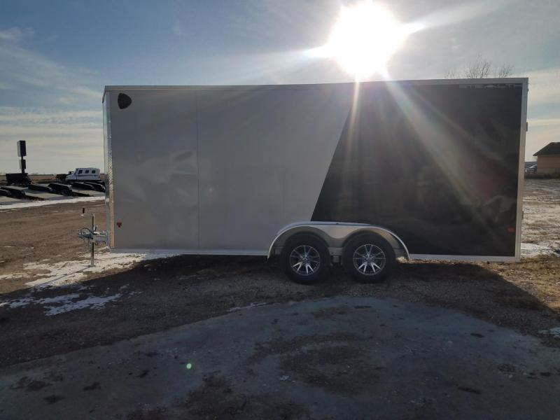 2020 Alcom-Stealth C 7.5 x 18 S Enclosed Cargo Trailer