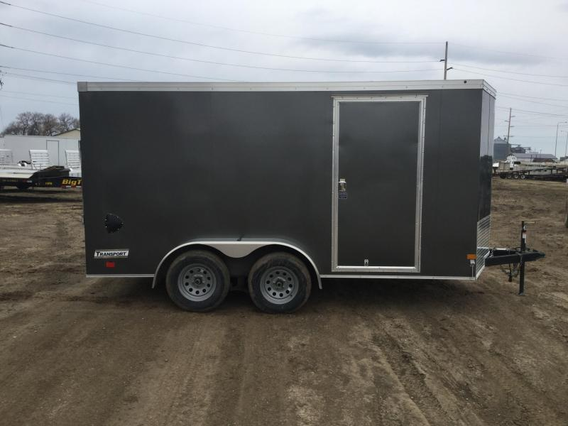 2020 Haulmark 7x14TSV Enclosed Cargo Trailer