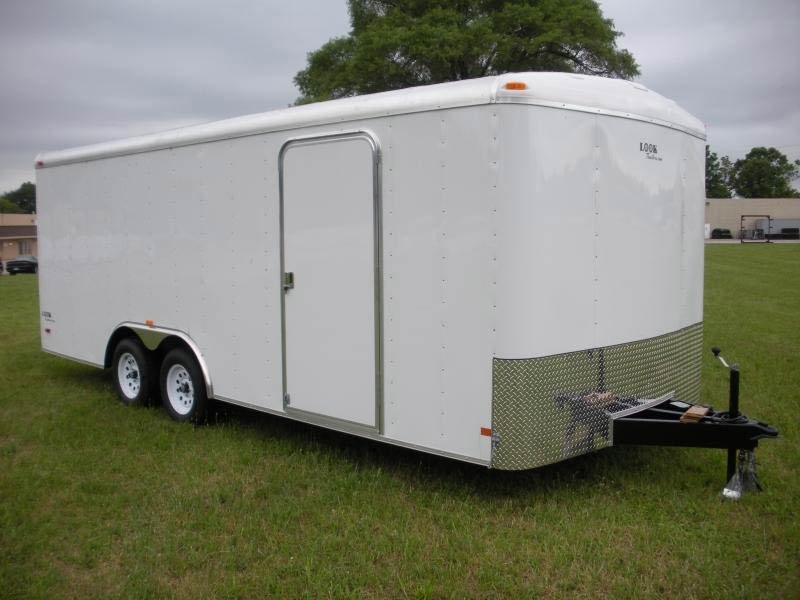 Look Trailers LSCBC8.5X24TE2RD