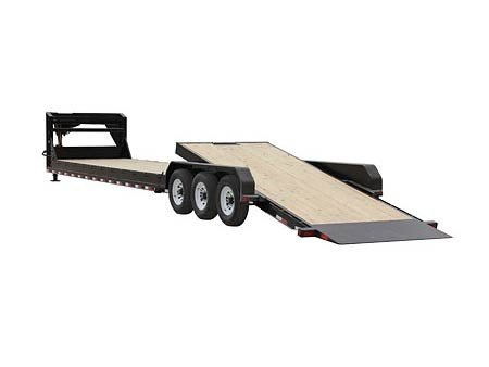 PJ Trailers 8 in. Channel Equipment Tilt (T7)