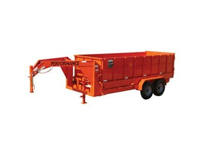 Performance Trailers GHD9614