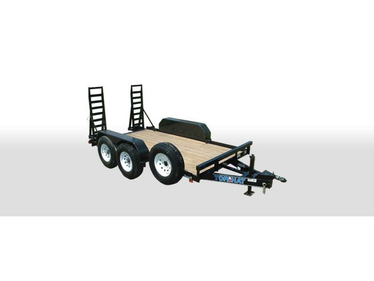Top Hat Skid Steer Hauler 14000 Series (12 ft. SSBC 14K)