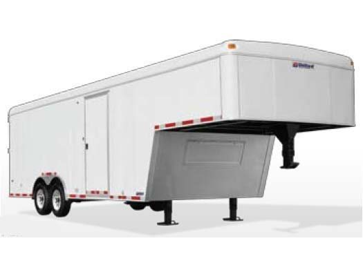 United Trailers UGN/UFW 8.5 ft. - 5,200 lb. Tandem Axle
