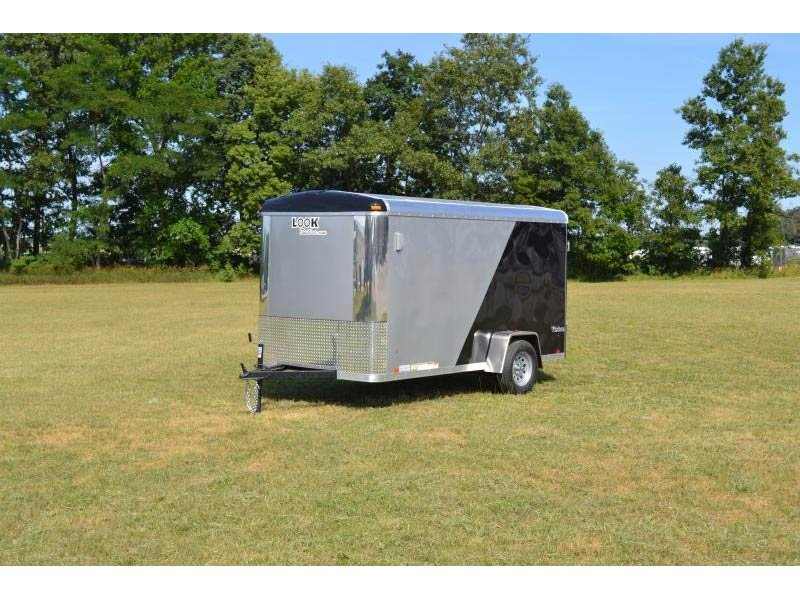 Look Trailers VRLC6X10SI2 Round Top