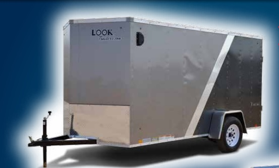 Look Trailers EWLC6X14TE2