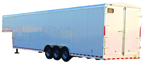 Look Trailers VRGN85X40RE4